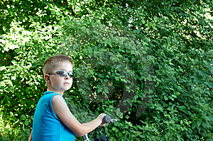 Young Cyclists Stock Photos - Image: 9760093