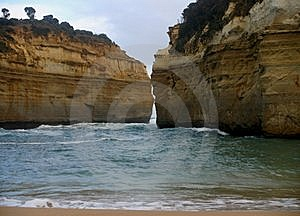 Loch Ard Gorge Stock Images - Image: 9762084