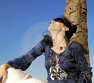 Enjoying The Summer Stock Images - Image: 9763084