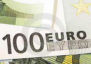 European Money Royalty Free Stock Photography - Image: 9764587
