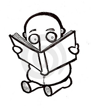 Reading Is Fun Royalty Free Stock Photography - Image: 9764687