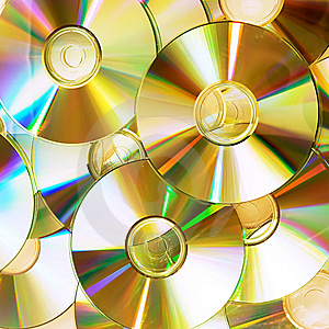Disks Stock Photography - Image: 9766942