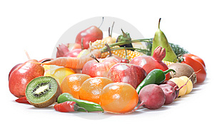 Fruits & Vegetables Stock Photos - Image: 9767853