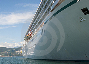 Cruise Ship Stock Images - Image: 9769414