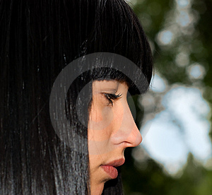 Beautiful Person Royalty Free Stock Image - Image: 9771696