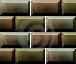 Ancient Concrete Block Series (1) Royalty Free Stock Photo - Image: 9771955