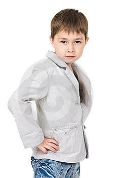 A 6 Y.o. Boy Stock Image - Image: 9773431