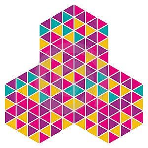 Mosaic Pattern Stock Image - Image: 9773491