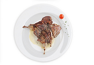 Grilled Meat Royalty Free Stock Images - Image: 9777219