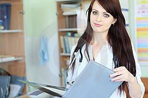Patient Card Royalty Free Stock Photos - Image: 9777268