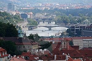 Prague. Beautiful View Stock Images - Image: 9777364