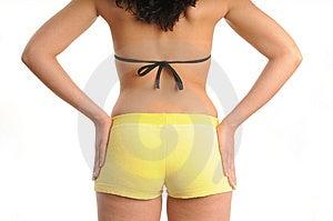 Back Side Stock Image - Image: 9778061