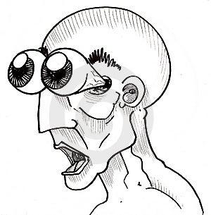 Shocked Stressed Man Stock Photo - Image: 9782990