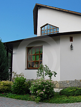 Cottage. Stock Photography - Image: 9788452