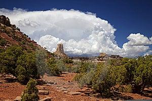 San Rafael Swell Royalty Free Stock Image - Image: 9789426