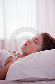 Sleeping Series 5 Stock Images - Image: 9790944