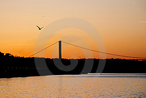 Bosphorus Bridge Stock Photo - Image: 9791940
