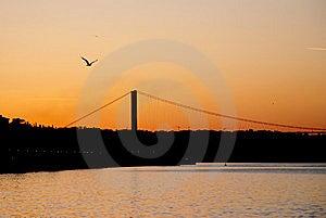 Bosphorus Bridge Stock Photo - Image: 9791940