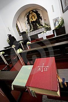 Chapel Stock Photo - Image: 9793490