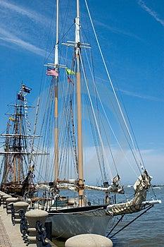 Tall Ships Stock Image - Image: 982181