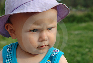 Sad Girl Royalty Free Stock Photography - Image: 984077