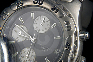 Link Of Time Stock Photography - Image: 985682