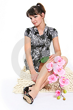 Orchid Royalty Free Stock Images - Image: 9801479