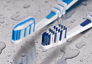 Tooth Brushes Stock Photography - Image: 9804602