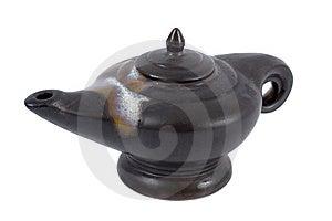 Genies Lamp Stock Photo - Image: 9815120