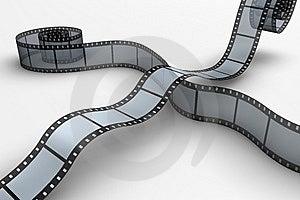 Film Reel Royalty Free Stock Image - Image: 9818606