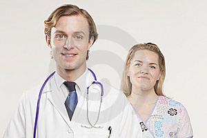 Medical Professionals Royalty Free Stock Photo - Image: 9822585