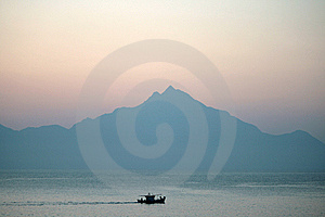 Early Morning In Greece Stock Photography - Image: 9822602