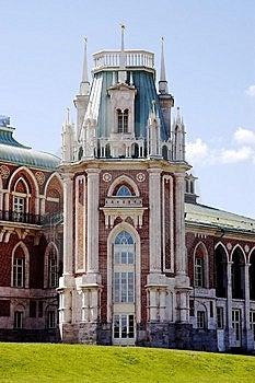 Palace Of Queen Ekaterina Stock Photos - Image: 9830163