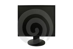 Monitor Stock Image - Image: 9833421