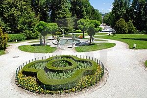 Tivoli Park Gardens Stock Photography - Image: 9834332