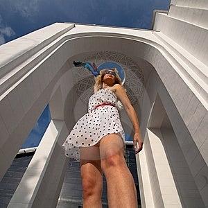 Optimistic Girl Stock Photo - Image: 9837570