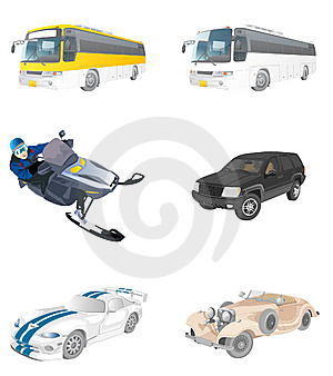 Transport Royalty Free Stock Photo - Image: 9837855