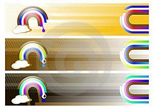 Web Banners Stock Photo - Image: 9839820