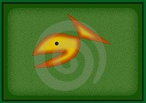 Gold Fish Royalty Free Stock Photos - Image: 9845408