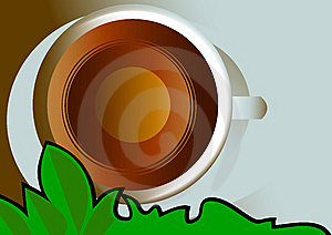 Cap Of Tea Stock Photos - Image: 9850703
