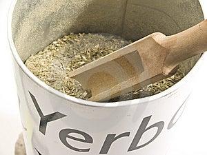 Dry Yerba Mate Royalty Free Stock Photo - Image: 9853735