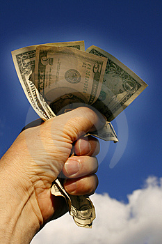 USA Currency Royalty Free Stock Photos - Image: 9861958