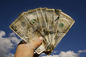 USA Currency Royalty Free Stock Photography - Image: 9861977