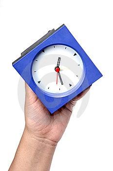 Clock Stock Image - Image: 9862601