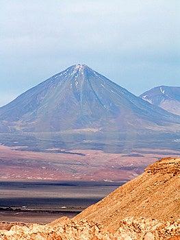 Volcano Licancábur Stock Photo - Image: 9862730