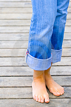 Female Legs Royalty Free Stock Photo - Image: 9864935
