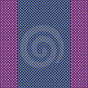 Pink Blue Checkered Design Royalty Free Stock Images - Image: 9865389