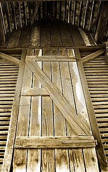 Old Door Stock Photos - Image: 9884753