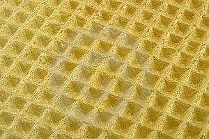 Waffle Background Royalty Free Stock Photography - Image: 9891247