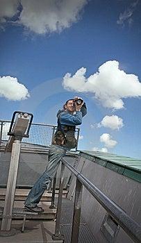 Sharp Observer Stock Photography - Image: 9894492